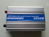Wholesale Modified Sine Wave power inverter w peak W DC12V to AC V dc ac Power Inverter