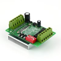 Cheap 1Pcs Newest Motor DriversTB6560 3A Stepper Driver Board CNC Router 1 Axis Controller