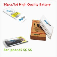 Cheap Wholesale High Quality NEW 100% Original External Replace Li-ion Battery For Iphone 5 5C 5S 1450mah Back up Cover battery Batteries Batteria