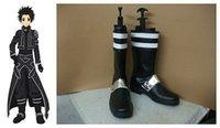 alfheim online - Direct Selling Sapatos Femininos Autumn Boots Sword Art Online Alfheim Kazuto Kirigaya Kirito Upscale Boots Boot Shoes Shoe