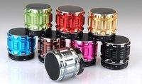 Altavoz portátil Mini Bluetooth S28 inalámbrica estéreo portátil de MP3 de alta fidelidad Reproductor de música del altavoz del TF S26 S30 S32 S14 S13 coche manos libres con micrófono