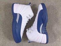jordan size 15 - 2016 new Retro XII quot French Blue quot PRE ORDER MEN S GS Size Y LIMITED men basketball shoes