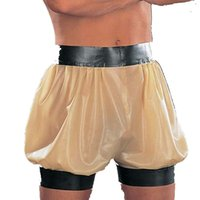 Cheap Latex Tight Bloomers Best Latex Rubber Shorts