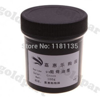 anti corrosion paint - PCB UV Curable Solder Mask Repairing Paint Anti Corrosion Moisture Green g