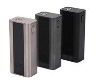 Wholesale Joyetech Cuboid W TC VWbox mod vaporizer Support SS316 Coils Best Match Cubis Atomizer Original