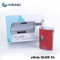 Cheap Red Joyetech eGrip OLED CL Best Metal Joyetech Joyetech eGrip OLED v2