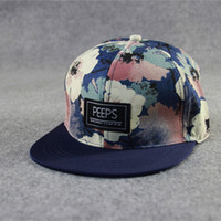Wholesale Men Women fashion PEET words Snapback Hat Hip Hop Baseball Caps Adjustable Sports Bboy Street Dance hat