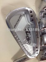 Wholesale Dance With Dragon Iron Set Golf Forged Irons Real Golf Clubs Pw Golf Iron Set Head