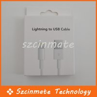 Wholesale Retail Box for Pin USB Cable Cord for iPhone S