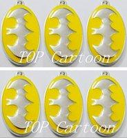 batman pendants - New Batman Metal Charm pendants Jewelry Making Party Gifts NN001