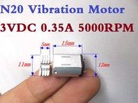 Wholesale N20 Vibration Motor VDC A RPM