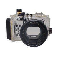 Wholesale Mcoplus Underwater Waterproof Diving Housing Case M ft for Canon WP DC47 Powershot S110 WPDC47
