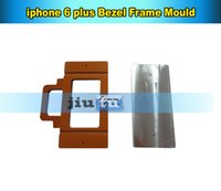 Wholesale Precision mould for iphone plus Bezel frame touch screen separator LCD Refurbishment Mold Repair Mold Panel Renew Holder