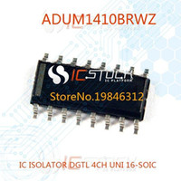Wholesale ADUM1410BRWZ IC ISOLATOR DGTL CH UNI SOIC ADUM1410
