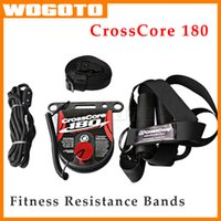 Wholesale CrossCore Fitness Resistance Bands strength Training Pull Rope Training Pull Rope with Exercise Top Quality Fast Delivery