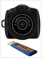 Wholesale 1PCS Spy lighter camera Y2000 Webcam Mini Camera Video Recorder SM012