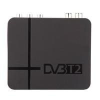 оптовых hd receiver dvb-t-Full HD 1080P Set Top Box К2 H.264 / MPEG-2/4 DVB-T2 Цифровой эфирный Спутниковое ТВ приемника Совместим с DVB-T TV HDTV для V1225