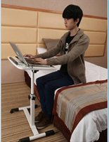 Wholesale New degree horizontal rotation desktop mobile lifting laptop table bed computer desk bedside Table