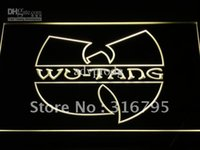 beer band - c110 y Wu Tang Band Logo Beer Bar Neon Light Sign
