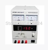 atten power supply - ATTEN APS1501T DC regulated power supply V A for communication test mobile repair order lt no track