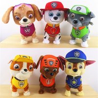 Wholesale Singing walk toys Action Figures cm patrulla canina toys first edition of two Language style