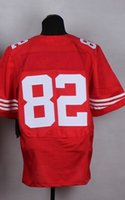 49ers - football jerseys San Francisco Torrey Smith red home white away ers jersey