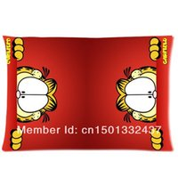animated friends - Animated TV series Garfield and Friends Custom Zippered Pillow Cases x30 Twin sides
