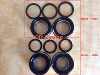 Wholesale Road Bicycle Axis Bicycle Bottom Bracket Adapter For BB386 frame and BB68 or BB30 Crankset