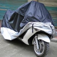 Wholesale New Waterproof Outdoor UV Protector Motorbike Rain Dust Bike Motorcycle Bicycle Cover order lt no tracking