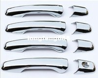 Wholesale High Quality ABS Chrome Door Handle Cover Trim For For Ford Explorer