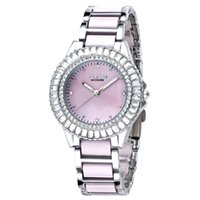 archer table - Archer full diamond ceramic watch quartz watch waterproof luminous table when wild send grade female form