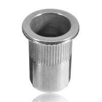 Wholesale NEW M12 Threaded Steel Rivnuts Blindnuts Nutserts Nuts Insert Rivet