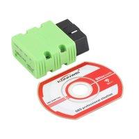Wholesale 1pcs green black OBDLink SX Bluetooth Scan Tool USB OBD2 ii module ScanTool with OBD Software