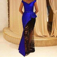 Cheap plus size formal dresses Best royal blue dresses