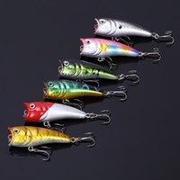 Wholesale 7 g cm Minnow Fishing hard bait Lures fishing tackle lures popper swimbait