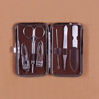 Wholesale Manufacturers selling Manicure Nail Scissors Nail Scissors pliers piece Manicure kits