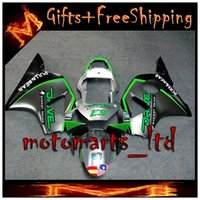 bearing honda - ABS Fairing for Honda CBR954 RR PULL BEAR green balck gray fairing CBR RR