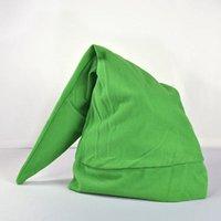 adult link zelda - Green Legend of Zelda Link Hat Cap Anime Game Cosplay NEW Cute Hot Sale Hats