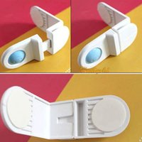 garderobe - For Baby Kid Safety Cabinet Cupboard Garderobe Drawer Fridge Door Lock Latch New