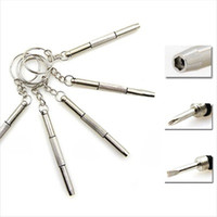 Wholesale Portable Mini Multi function Screwdriver Glasses Srewdriver tool For Phone and Watch