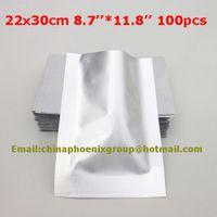 aluminum foil cooking bag - x30cm x11 vacuum bags for food cooked food bag aluminum foil pouch vacuum bag food packaging