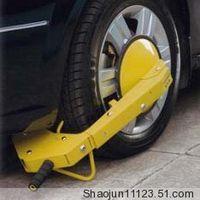 trailer wheel lock - Thick Anti theft Sucker Wheel Lock trailer box truck tractor wheeler parking