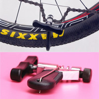 Wholesale Useful Bicycle Chains Cutter Mountain Bike Repair Tools Cycling Parts Steel Chain Hook Breaker Splitter Repair Chain Device