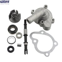 Wholesale GOOFIT GY6 cc CF250 CH250cc Engine Part Water Pump Assembly Moped Scooter Go Kart Atv Quad accessory Group order lt no track
