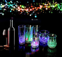 beer mug club - More Designs LED Colorful Light Flashing Cup Beer Bar Mug Drink Cups Nightclub For Party Wedding Clubs KTV Christmas Halloween Decoration