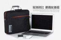 Wholesale The computer bag inch shoulder laptop bag special multi color optional