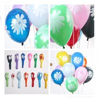 Wholesale 10pcs flower shape Balloon arch big style married wedding supplies thickening birthday balloon