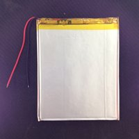 li polymer battery 3.7v - Tablet battery V mah New Polymer li ion battery For Tablet PC inch inch inch Rechargeable battery mm