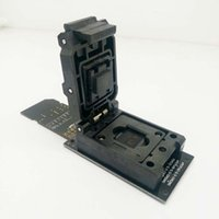 Wholesale eMMC test adapter with SD Interface Clamshell Structure for BGA153 _13mm BGA169 test socket for data recovery