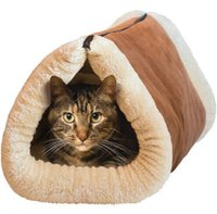 Wholesale 32pcs New Kitty Shack in Tube Cat Mat Bed Pet Accessories Self heating Warm Traps Thermal Core Color Box